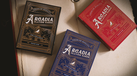 Arcadia Conjurer Playing Cards