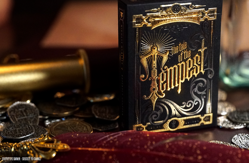 The Tale of the Tempest Playing Cards