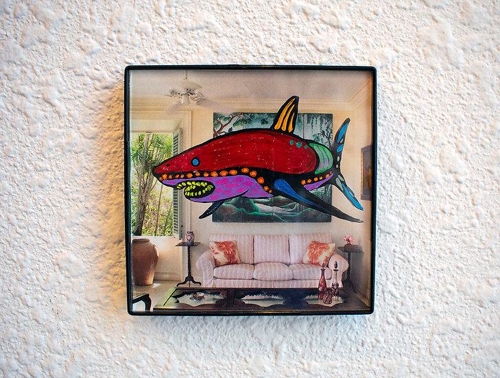 Shark in the Living Room
