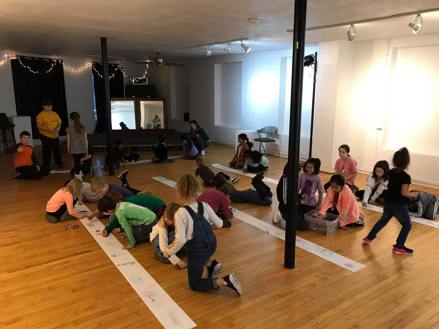 First Friday Kids Drop-In