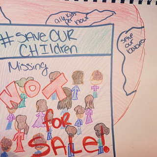Krystalanne alanis - Save our children
