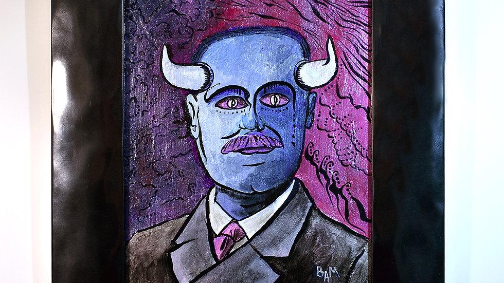 Demetrious Demon, Cannibal Lobbyist
