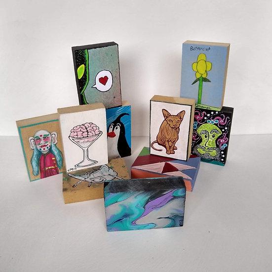 Oddball Art Block Pack