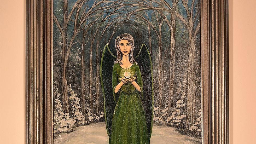 Evergreen Faerie
