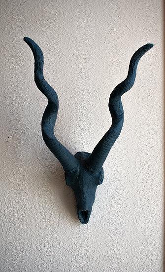 Indigo Skull