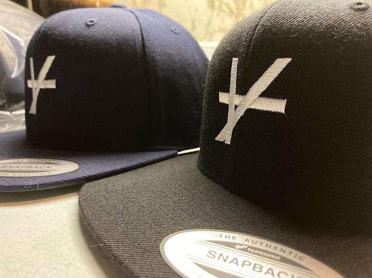 SS SnapBack Logo Hat