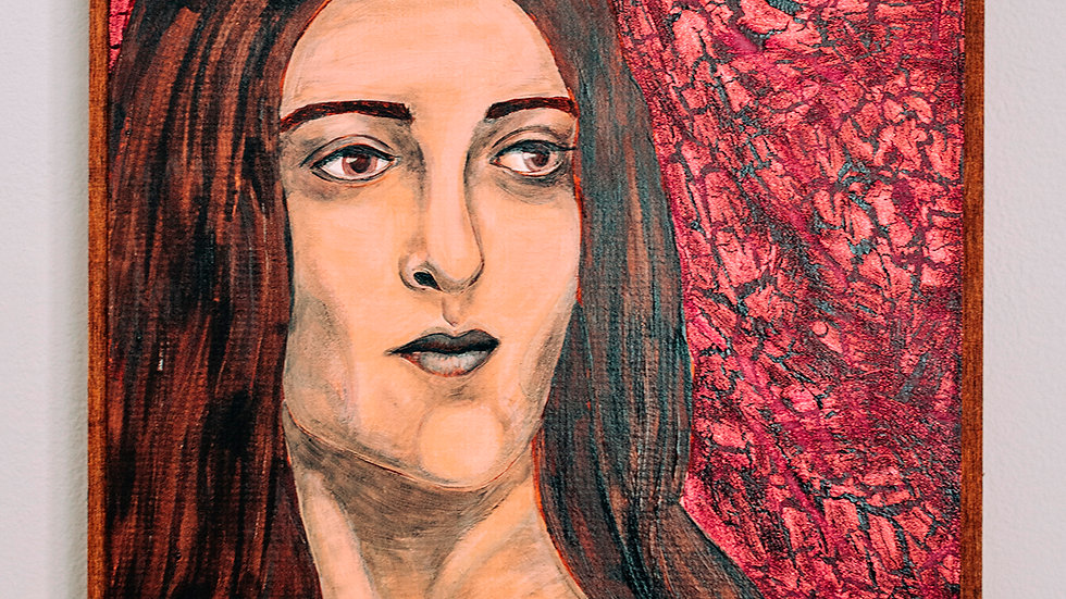Unknown Woman - Unsinkable Woman Series #2