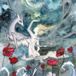 Elena Baydina - Reach for the Moon