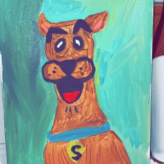 Krystalanne alanis - Scooby dooby doo