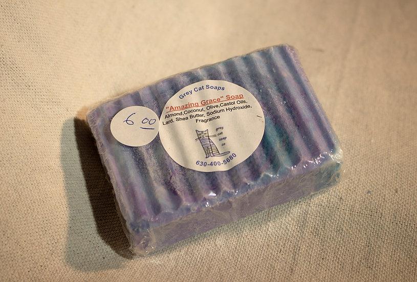"""""""Amazing Grace"""" Soap"""