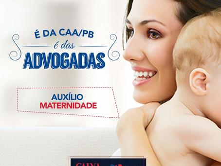 Auxílio Maternidade para Mãe Advogada