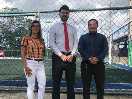 CAA-PB disponibiliza campo de futebol para advogados de Guarabira e região