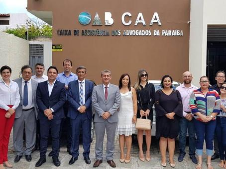 Assis Almeida assume a presidência da Caixa de Assistência dos Advogados da Paraíba