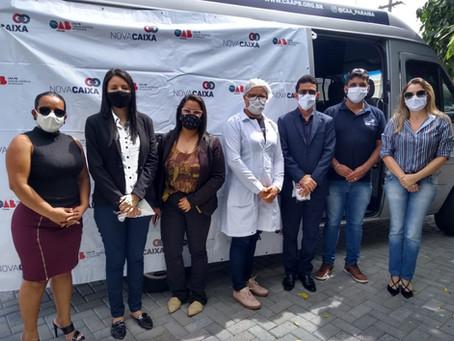 Advogados destacam organização da Caravana de Vacinação  nas cidades de Juazeirinho, Soledade e CG