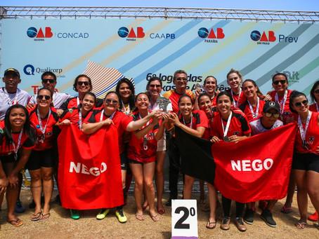 Com 15 medalhas, Paraíba é a grande vencedora dos Jogos da Advocacia do Nordeste