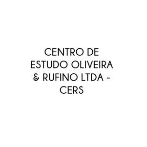 CENTRO DE ESTUDO OLIVEIRA & RUFINO LTDA - CERS