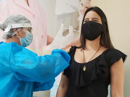 CAAPB vacina advogados, estagiários das Subseções do Vale do Piancó, Sousa, Catolé do Rocha e Pombal