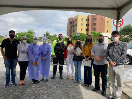 A CAA de Campina Grande comemora o pleno sucesso na vacinação contra a gripe