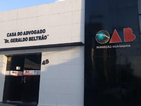 Nova CAA-PB expande programa de interiorização e vai inaugurar sede em Guarabira