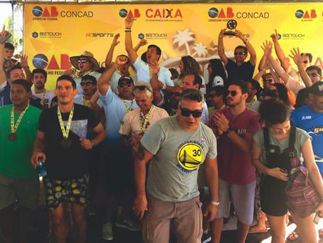 Homenagem os (as) atletas paraibanos (as) que participaram do campeonato nacional das Caixas