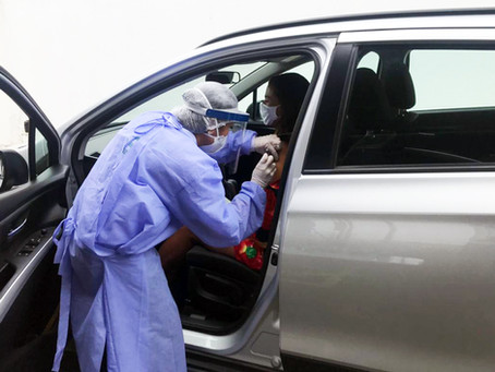 CAA-PB iniciou a vacinação gratuita contra gripe para a advocacia em todo o estado