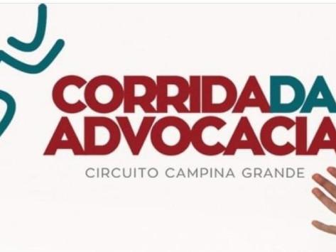 Corrida da Advocacia será lançada na próxima quinta-feira em Campina Grande