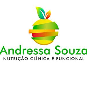 Nutricionista Andressa Souza