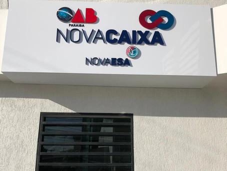 OAB-PB inaugura sede da Nova Caixa de Assistência dos Advogados em CG na próxima segunda