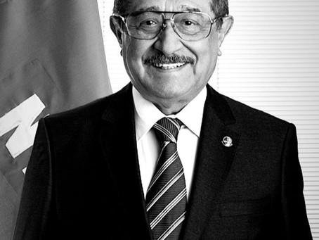A CAAPB lamenta profundamente a morte do Senador José Maranhão