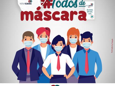 CAA entregará kits com álcool em gel e máscaras a advogados de João Pessoa e de todas as Subseções