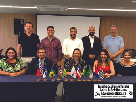 I CONCAD NE reuniu os Presidentes das Caixas de Assistência em Campina Grande