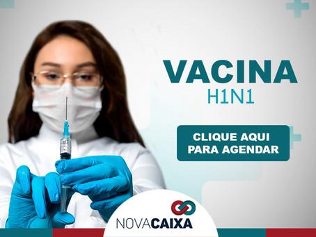 A CAAPB viabiliza agendamento da vacinação contra gripe para familiares dos Advogados paraibanos