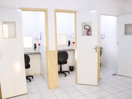 CAAPB e  OAB-PB realizam reformas e construções de parlatório e salas da advocacia no estado