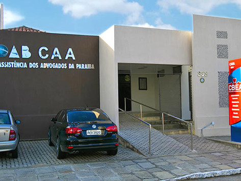 Entrega equipamentos eletrônicos e de informática às Subseções de Cajazeiras e de Pombal e à CG