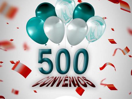 CAA-PB dá início aos sorteios em comemoração à marca de 500 convênios
