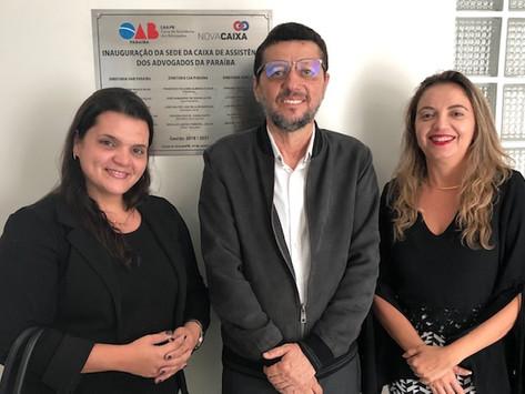 A CESREI é a mais nova parceira conveniada com a CAA em Campina Grande