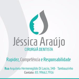 Dra. Jessica Araújo – Odontologia