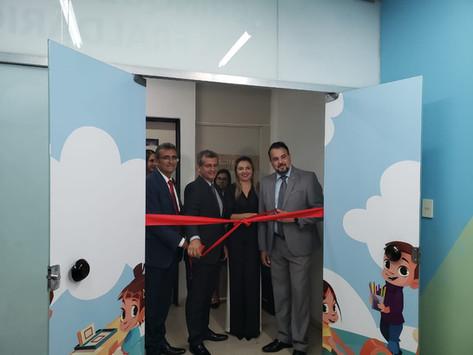 CAA e OAB-PB inauguram sala de amamentação e brinquedoteca em fórum de Campina Grande