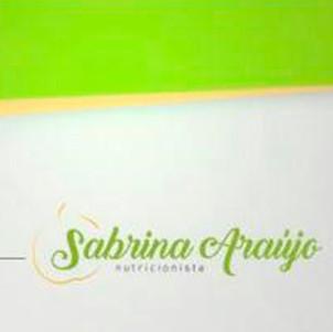 SABRINA ARAÚJO (Nutricionista)