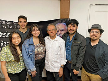 Discussion with Oscar Lopez Rivera