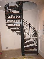 Фото винтовых лестниц