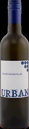 Gelber Muskateller 2019, URBAN