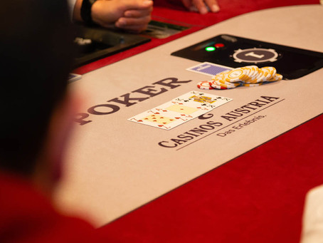 Charity Pokerturnier im Casino Innsbruck