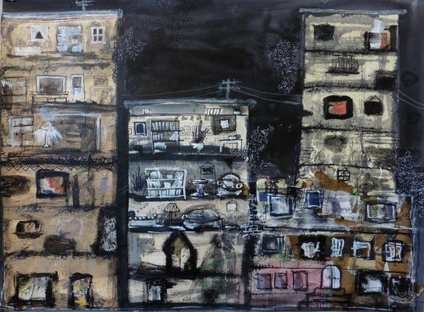 Palimpsest and Memory Apartment