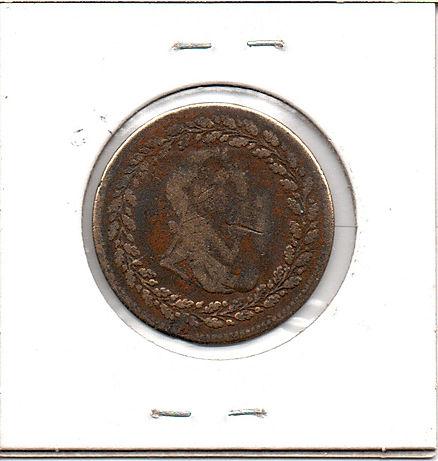 Canada-Half-Penny-Token-1812-Tiffin-CCT4