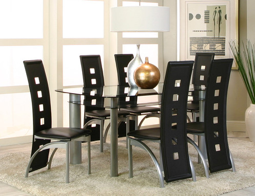 The Stylish Contemporary Design Of The Valencia Dining Room Collection By  Cramco Creates A Perfect Enhancement To Any Dining Room Decor.