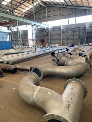 BBE Subika Plant - Spools & Reducers