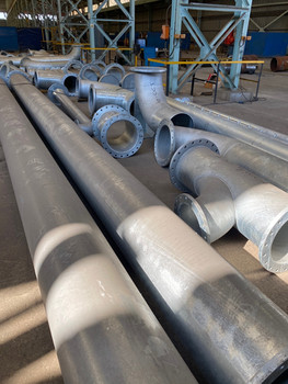 Galvanised Items in Quality Control