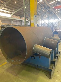 Welding in Process - NB1200 Pipe