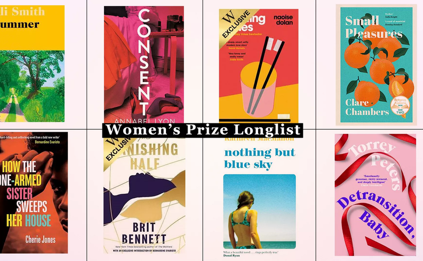This year's Women's Prize for Fiction longlist features inspiring and important books to read this year